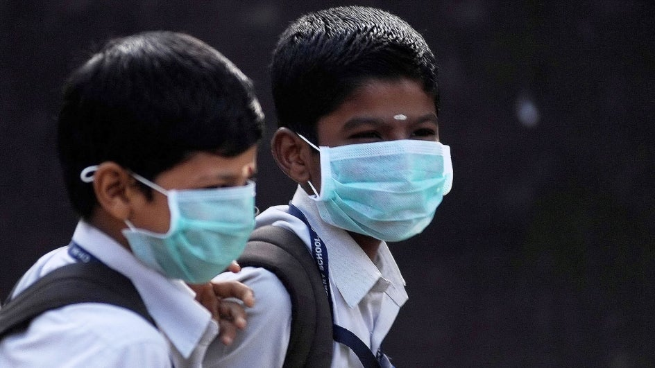 H1N1 Scare: India Records 884 New Cases and 14 Deaths Since ...