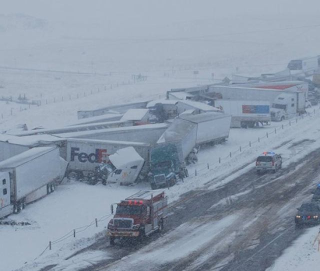One Particular Highway May Be Worst Of All In Winter