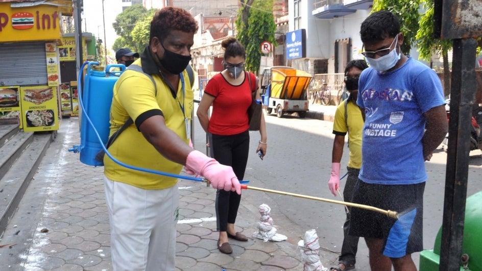 Hantavirus, a Virus Spread by Rodents, Kills Man in China   The ...