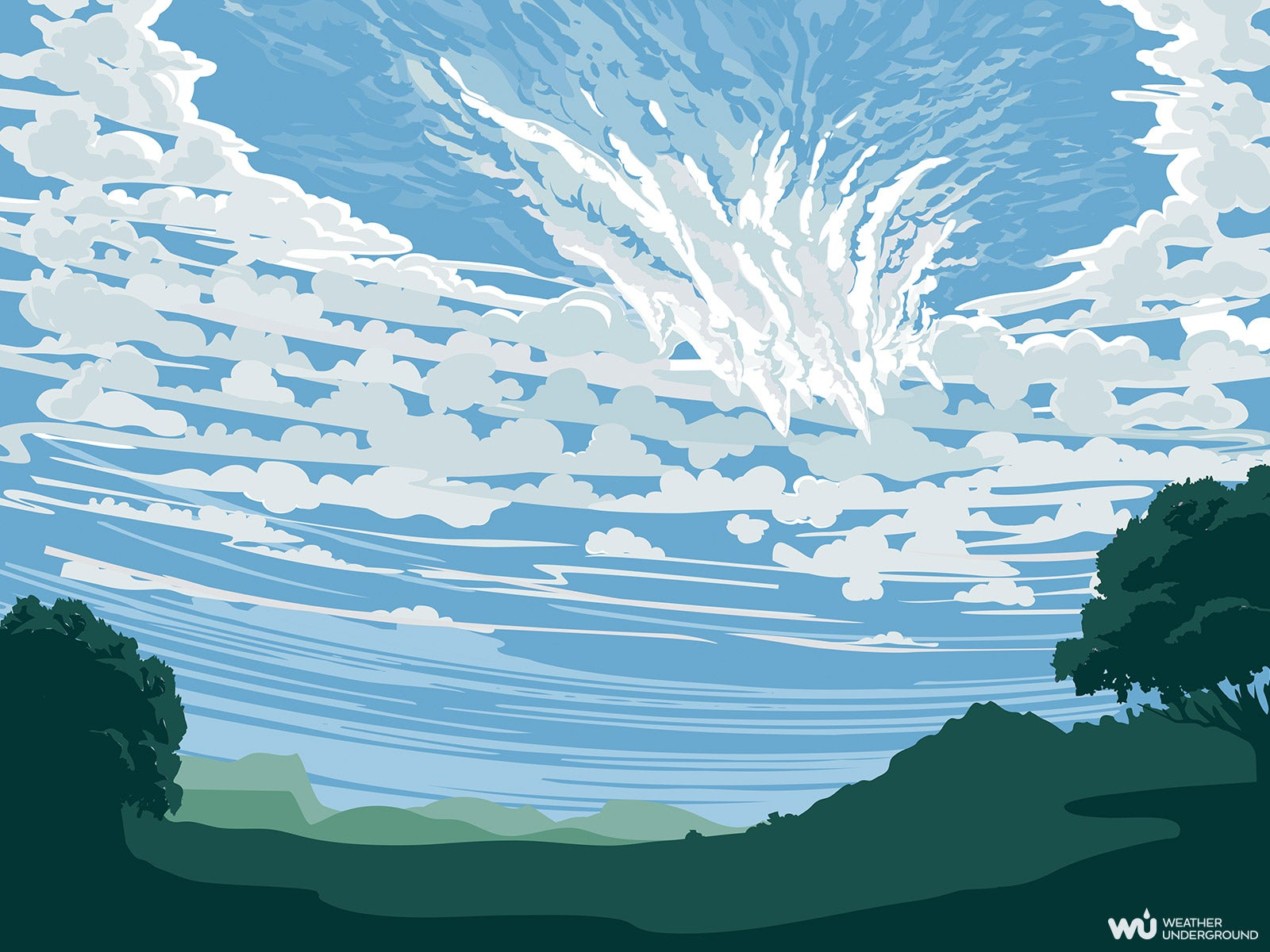 Fall Wallpaper For Android Phone Fallstreak Hole Weather Underground