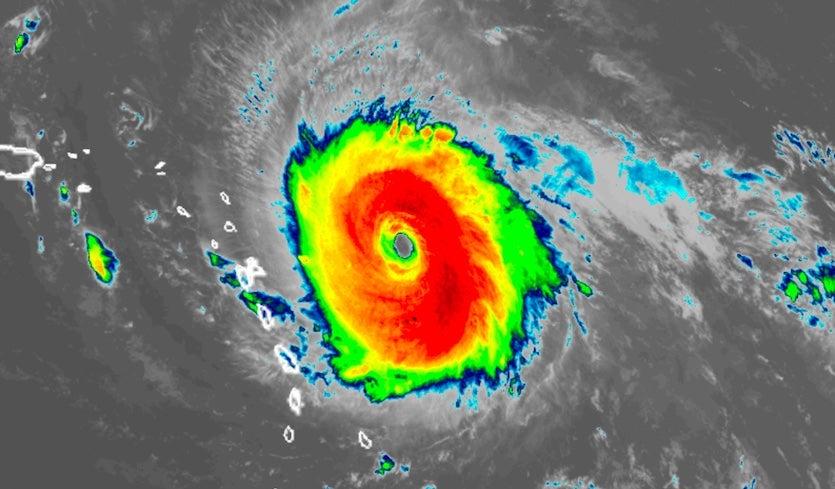 category 5 irma the