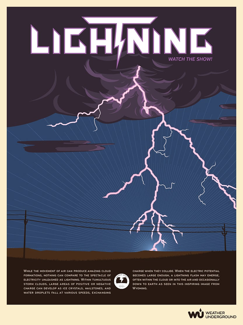 Android Phone Fall Wallpaper Lightning Weather Underground