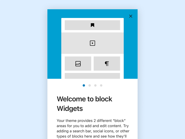 Wordpress 5.8 i znowu bloki Gutenberga