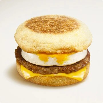 滿福堡系列 / Q軟的英式馬芬麵包, 加上新鮮的材料, 怎麼搭配都好吃~ 火腿起士蛋 - 35 豬肉起士 - 35 燻雞起士 ...