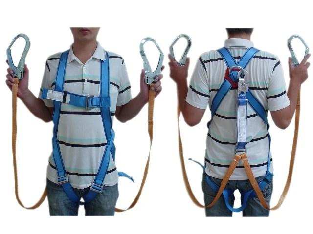 全身安全帶,安全帶,背負式安全帶,緩衝包,高空作業安全帶 / 佑鎰實業-背負式安全帶,降落傘式安全帶,貨物綑綁 ...