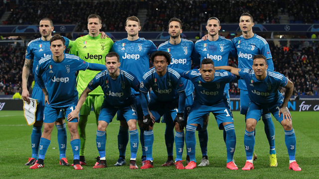Image result for juventus champions league 2017 squad