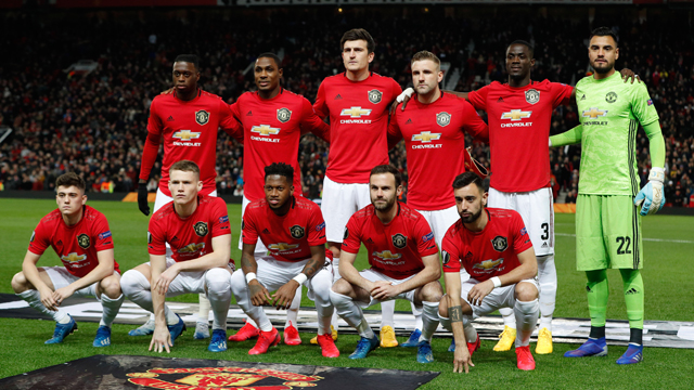 Image result for manchester united squad 2017