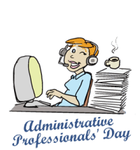 Administrative Professionals' Day: Calendar, History ...