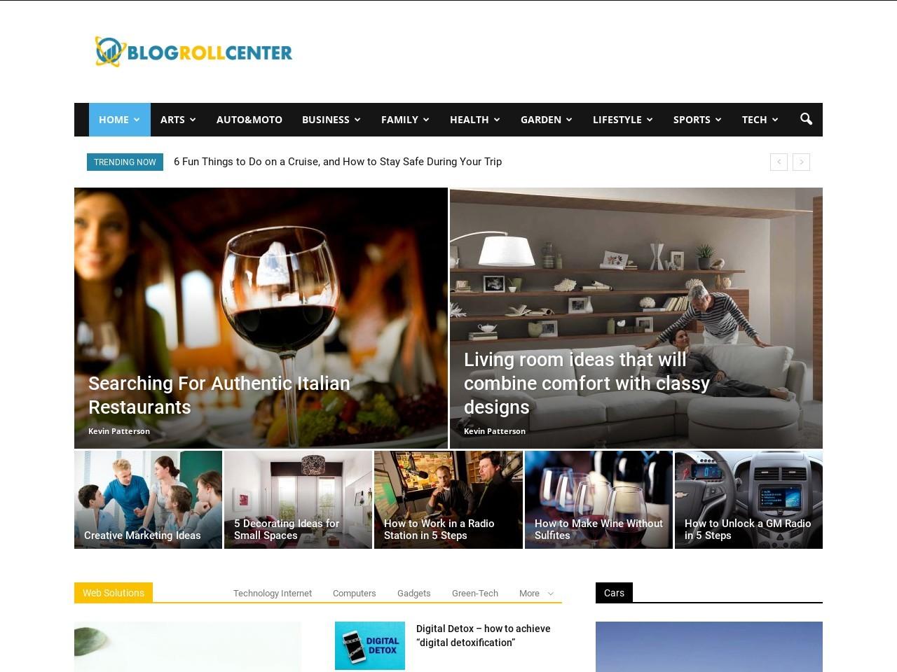 SoundEagle on BlogRollCenter