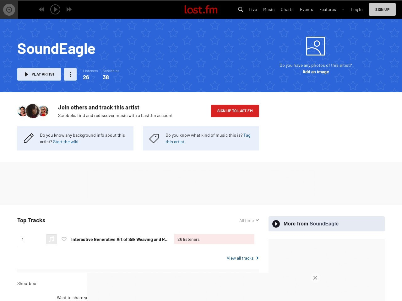 SoundEagle on Last.fm Music