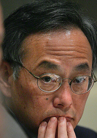 Energy Secretary Appointee Steven Chu