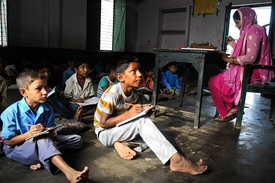 Tackling The Problem Of Caste In The Classroom India