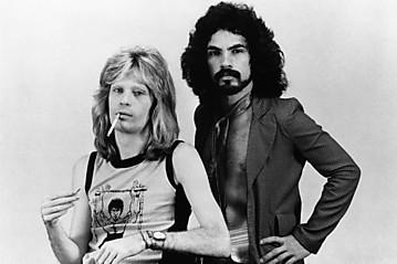 Hall & Oates 1970s