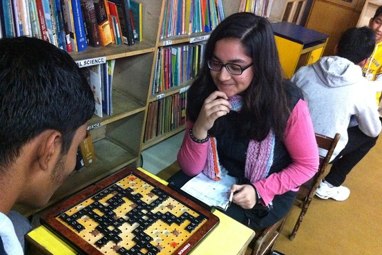 Image result for nitya chagti scrabble