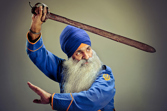 Singing The Praises Of Sikhs In Beards And Turbans India