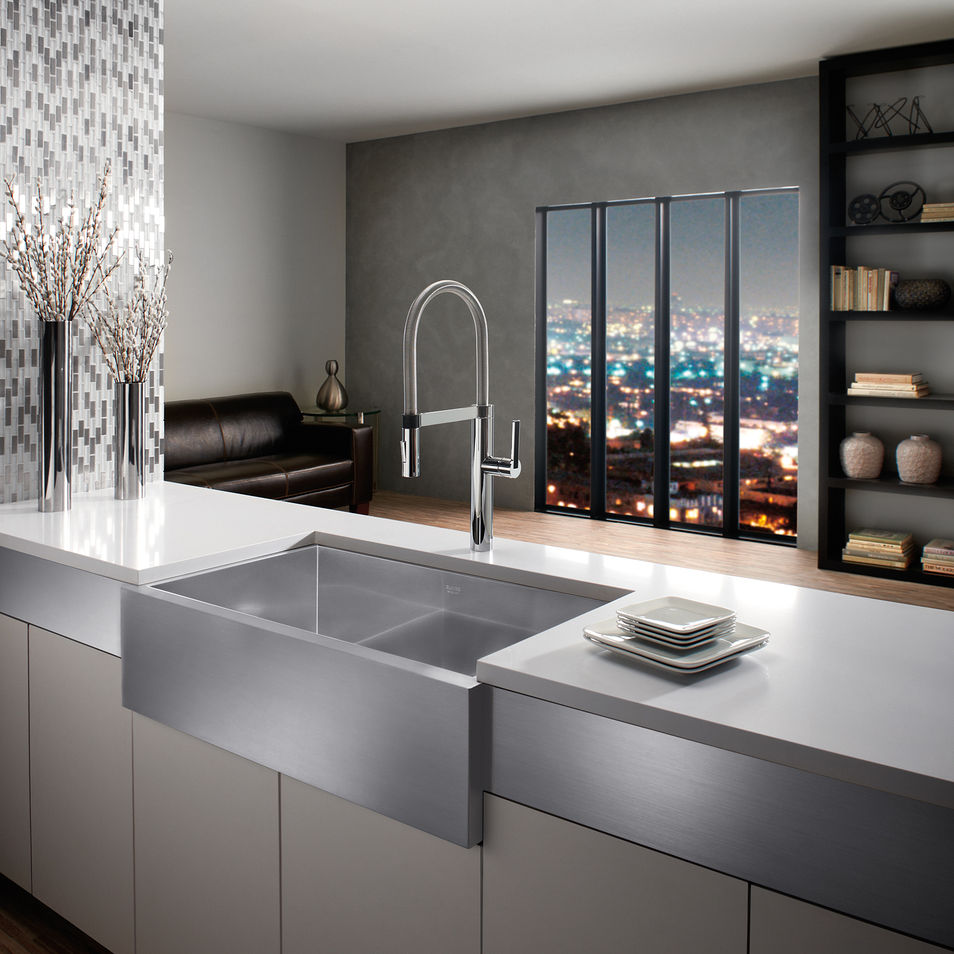 haute water faucets for home chefs wsj