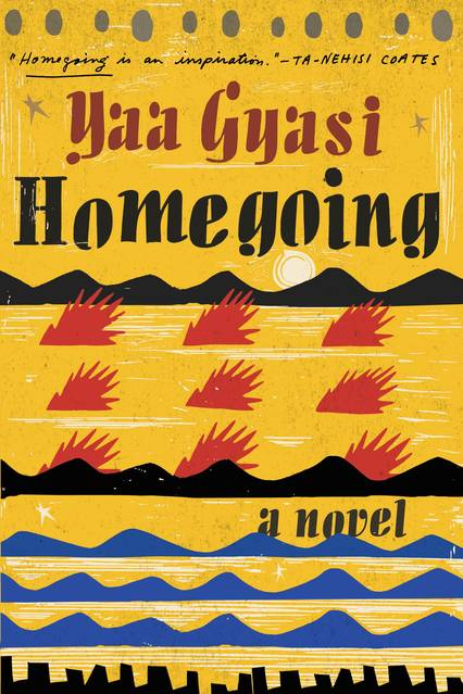 Image result for yaa gyasi homegoing
