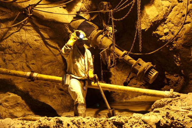 Miners Find South African Gold Recovers Its Luster - WSJ