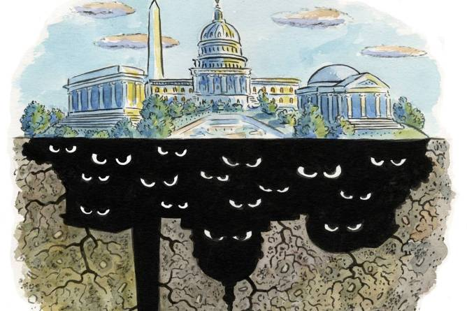 Whistleblowers and the Real Deep State - WSJ