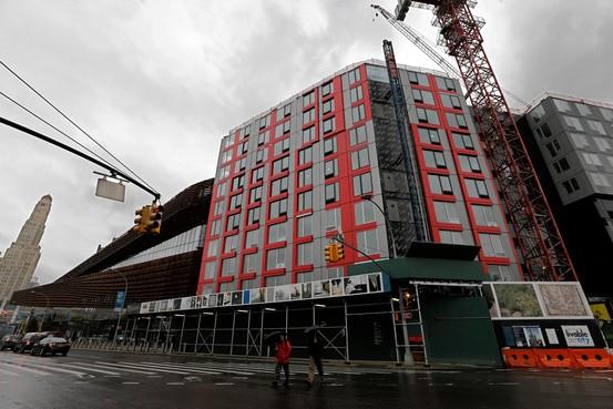 A Modular-Design Setback in Brooklyn - WSJ