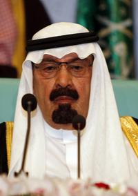 [King Abdullah]