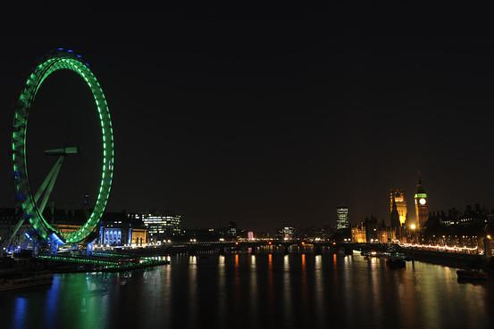 Image result for delhi eye kalindi kunj amusement park at night