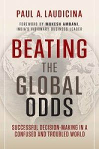 "Author J.R. Atkins recommends ""Beating the Global Odds: Successful Decision-Making in a Confused and Troubled World."""