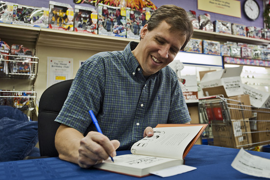 Jeff Kinney On How Parents React To His 'Wimpy Kid