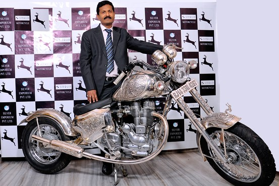 for india a motorcycle
