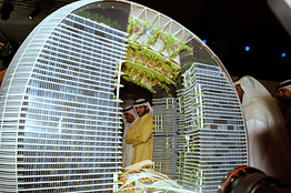 [In Dubai, Show Goes on for Property]