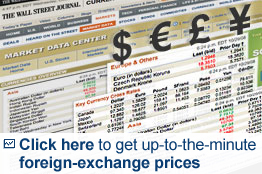 [foreign-exchange prices]