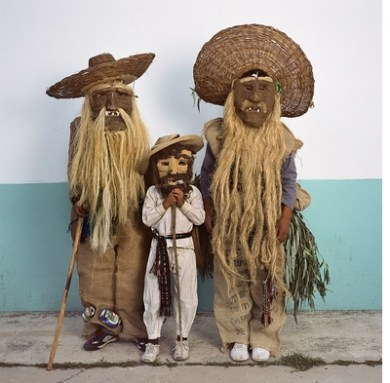 We're celebrating Cinco de Mayo with Phyllis Galembo's 'Mexico Masks Rituals'