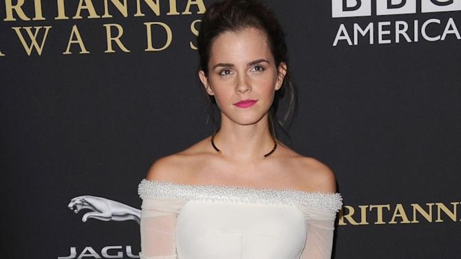Emma Watson Says She Was Threatened After Speaking Out About Gender Equality