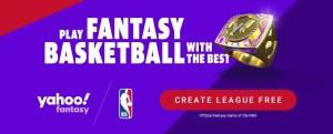 Play Yahoo Fantasy Basketball