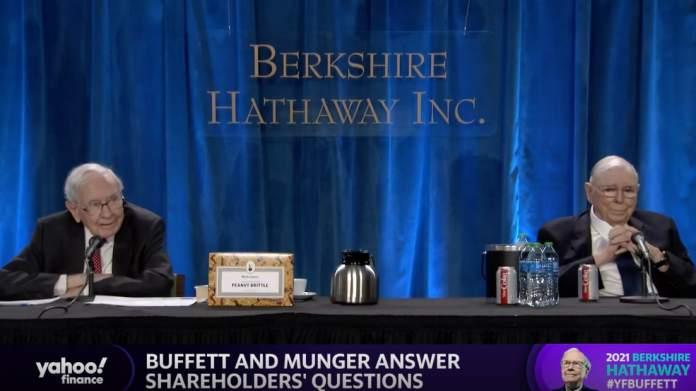 Warren Buffett: Conditions change very rapidly sometimes in markets