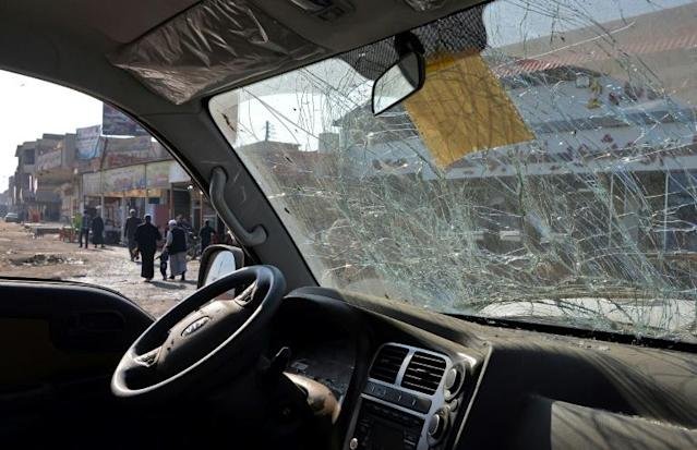 Residents of Iraq's Mosul have been left shaken by the November 8, 2018 car bombing and fearful that past nightmares are returning to haunt them more than 15 months after their city was recaptured from the Islamic State group