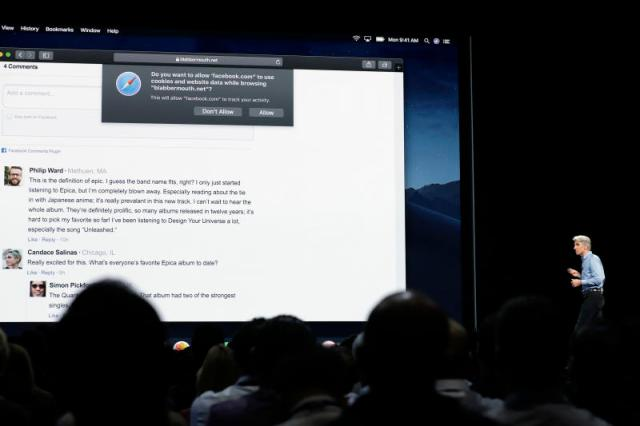 Apple, Firefox tools aim to thwart Facebook, Google tracking
