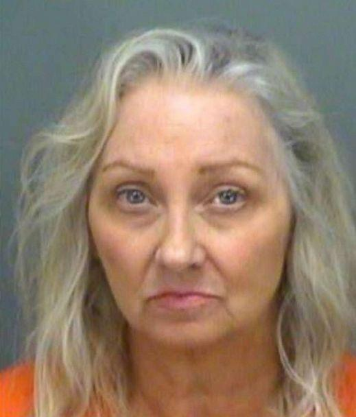 PHOTO: Mary-Beth Tomaselli was arrested and charged with first degree murder in the death of her father, killed in 2015 at his home in Florida. (Pinellas County Sheriff's Office )