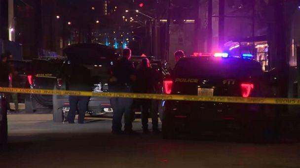 PHOTO: Seven people were shot and killed in a San Antonio bar on Sunday, January 19, 2020. (KSAT)