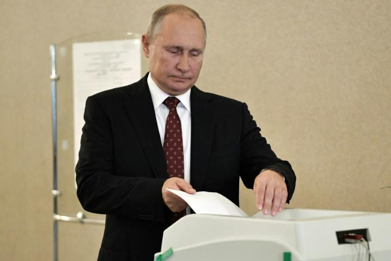 Photo of Russians go to polls in check for Putin allies