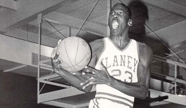 Was Michael Jordan really cut from his high school team?