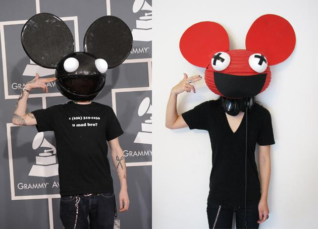 deadmau5 head mask source diy deadmau5 halloween costume hallowen org