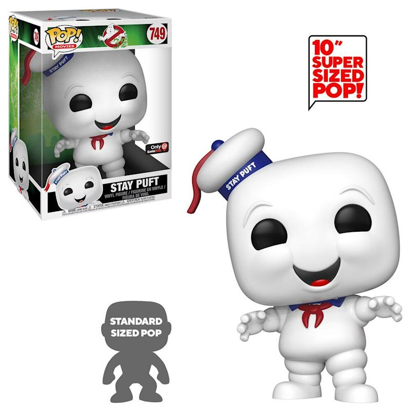 Ghostbusters 10 inch Stay Puft (Photo: GameStop)