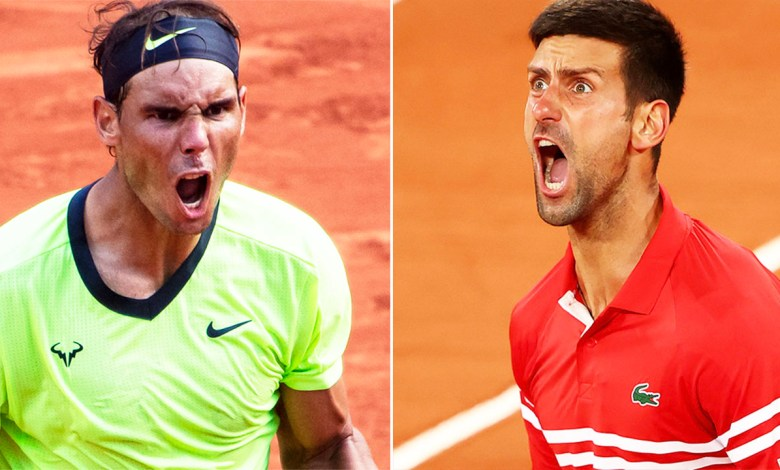 Fans seethe over Nadal Djokovic 'disgrace'