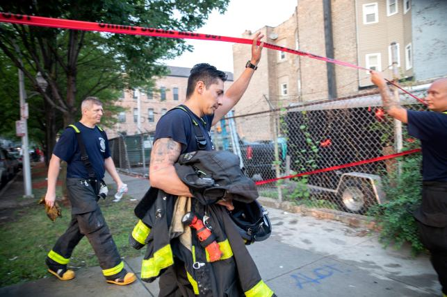 Official: Fireworks, cigarettes may have caused deadly blaze
