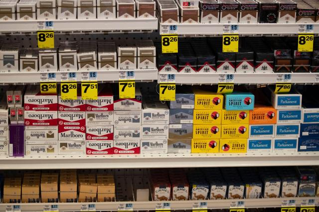 Walmart hikes age to buy tobacco products, e-cigarettes to