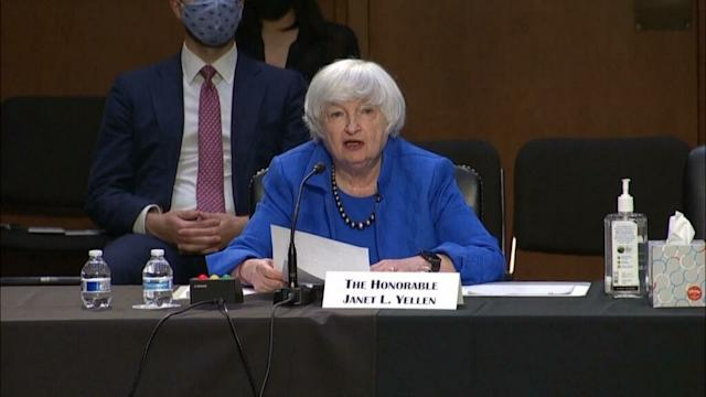 yellen warns us government could run out of money by october 18