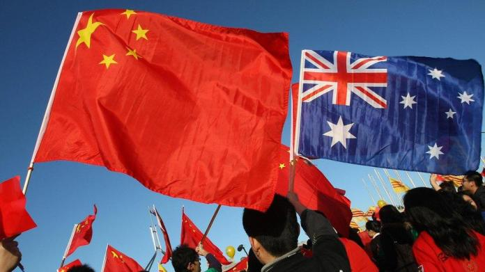 Australia provokes China anger over scrapped deals