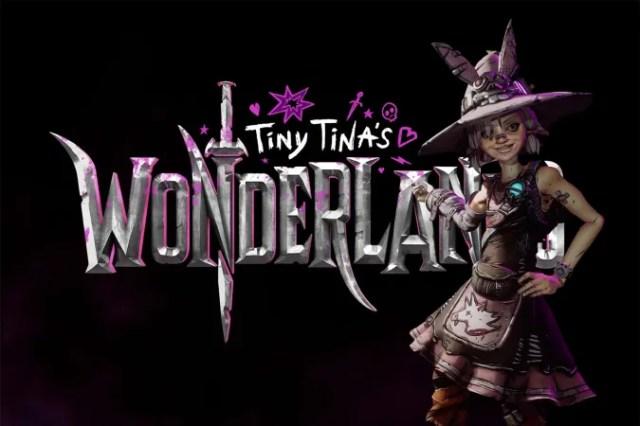 'Wonderlands' featuring 'Borderlands' character Tiny Tina