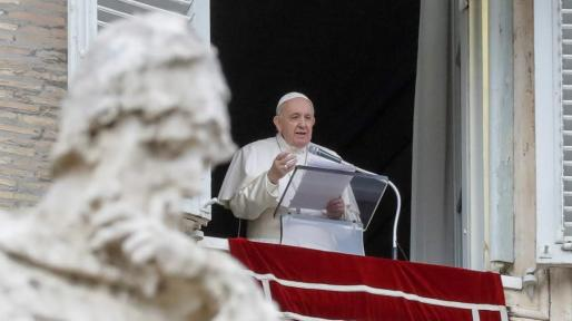 POPE FRANCIS has lashed out against Donald Trump supporters at the Capitol building. Thank God this exploded!